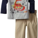 KIDS HEADQUARTERS Boy's 18 Months BABY DINOSAUR Outfit, Set, NEW