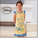 DISNEY WINNIE THE POOH Girl's Size 6/6X Silly ol' Bear Nightgown NEW