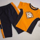 NIKE Boy's Size 12 Months BASEBALL T-Shirt, Shirt, Athletic Pants Set, Outfit