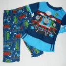 THOMAS And FRIENDS Boy's 3T 3-Piece Pajama Shorts, Pants, Top Set