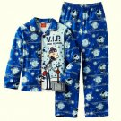 DIARY OF A WIMPY KID Boy's Size 6 Flannel Pajama Set, V.I.P. Snow Removal