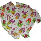 Toddler Girl's Size 4T Puppy Dog, Doghouse Themed Pajama Pants Set
