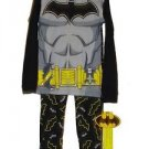 Boy's Size 6 Superhero DC Comics Batman Cotton Pajama Set