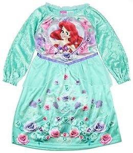 Disney Princess Ariel Little Girls Toddler Fantasy Nightgown