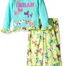 Toddler Girl's 3T OR 4T Dream Team Puppy Dog Polyester Pajama Pants Set