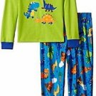 Toddler Boy's Size 3T OR 4T Prehistoric Dino Days Dinosaur Jersey Pajama Set