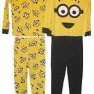 Despicable Me Boys 4-pc Mix & Match Pajama Set Size 4