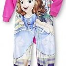 Disney 4T Sofia the First Toddler Girl's Fleece Footed Pajama Sleeper, PJ'S