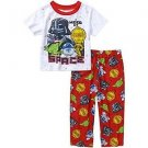 STAR WARS Kid Characters Boy's 4T OR 5T I NEED MY SPACE Pajama Set