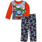 Thomas and Friends Boys 3T, 4T OR 5T Polyester Jersey Fleece Pajama Set