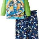 Disney Toddler Boy's 3T Miles From Tomorrowland Jersey Let's Rocket Pajama Set