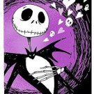 Nightmare Before Christmas 'Just Jack' Super Plush Throw, 46 by 60-Inch