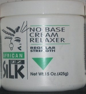 A EZ Silk No Base Cream Relaxer - Super Strength