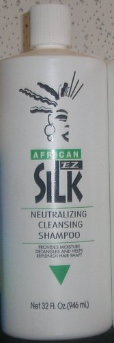 African EZ Silk Neutralizing Cleansing Shampoo 16oz