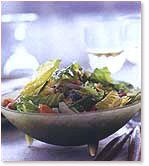 45 Low Carb Salad and Dressings Recipes eBook