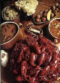 Traditional Cajun Recipes eBook