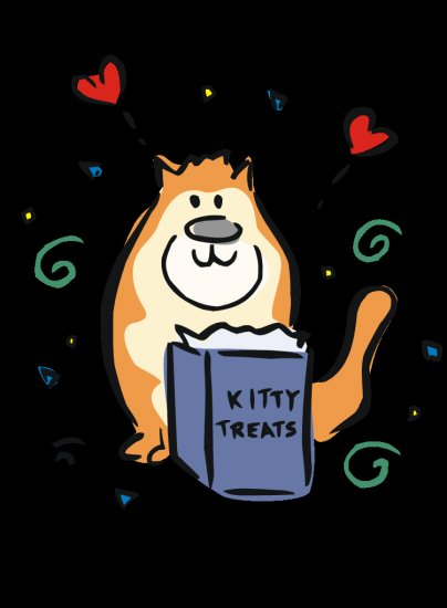 Cat & Kitten Treats & Food Recipes eBook