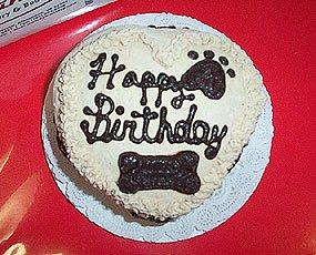 Make Dog & Puppy Birthday Cake & Ice Cream Recipes eBook