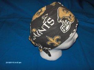 Unisex Surgical Clothing Caps Hats SPORTS NEW ORLEANS SAINTS