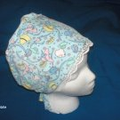 SURGICAL,MEDICAL,DOCTOR, NURSE LADIES COLONIAL MILKMAID EASTER BONNET 2