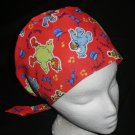 Pediatric Nurses Scrubs Cute Comfy Hats Pixie Scrub Caps Surgical Cap Medical Hats SESAME STREET