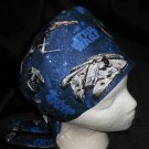 Star Wars Navy Nurses Surgical Scrubs Scrub Caps Ladies Pixie Hat Cancer Recovery Hats
