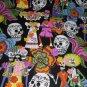 Ladies Nurses Scrubs Women Banded Bouffant Scrub Cap Surgical Medical Hats Los Novios Colorful