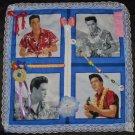 Elvis Busy Hands Quilt Fidget Blanket Lap Quilt Alzheimer's Stroke Dementia Brain Trauma Gift