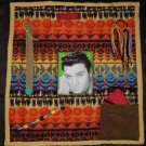 Elvis Navajo Print  Busy Quilt Fidget Blanket Lap Quilt Alzheimer's Stroke Dementia Brain Trauma