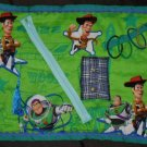 Toy Story Busy Hands Quilt Fidget Blanket Lap Quilt Autism Brain Trauma Gift