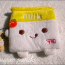 mango milk plush coin pouch