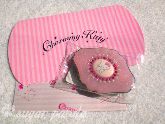 sanrio charmmy kitty belt buckle