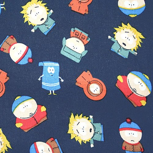 COMEDY CENTRAL South Park Hawaiian/Camp Shirt Men's Size Small (S)