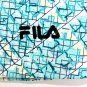 Fila Blue-Green Patterned Tennis Skirt Size Small (S) (40/42 Italy)