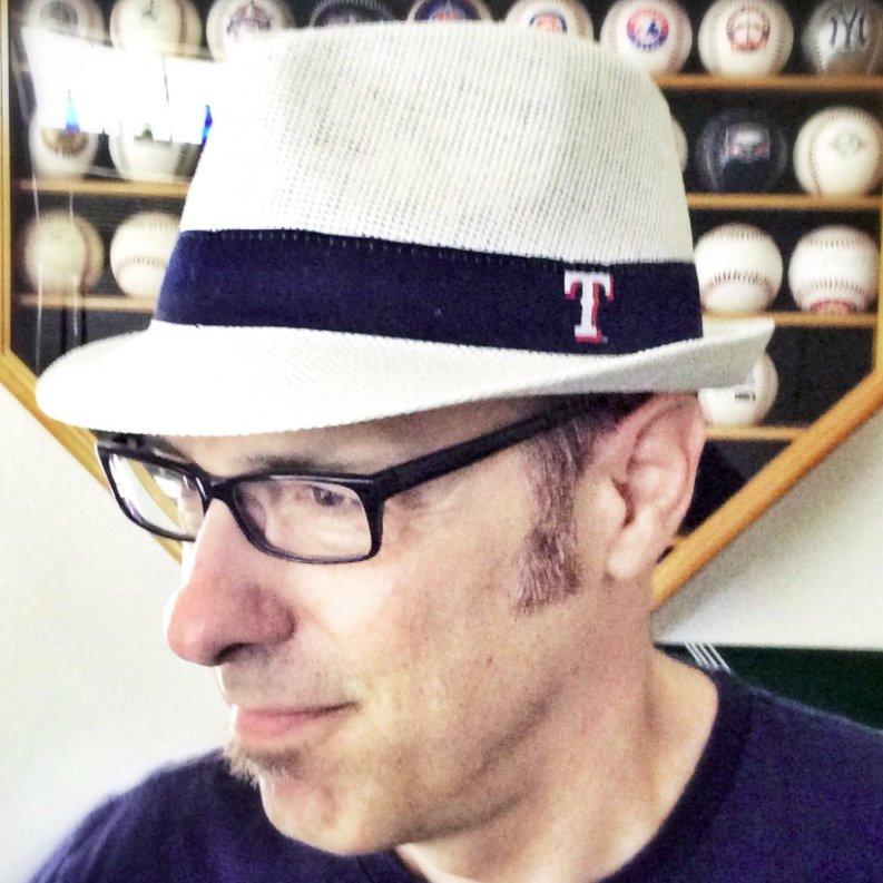 Texas Rangers SGA Coca-Cola Fedora Hat Night 2014 NEW white baseball MLB
