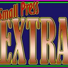 SMALL PRESS EXTRA CD-ROM!