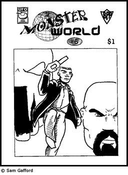 MONSTER WORLD #6