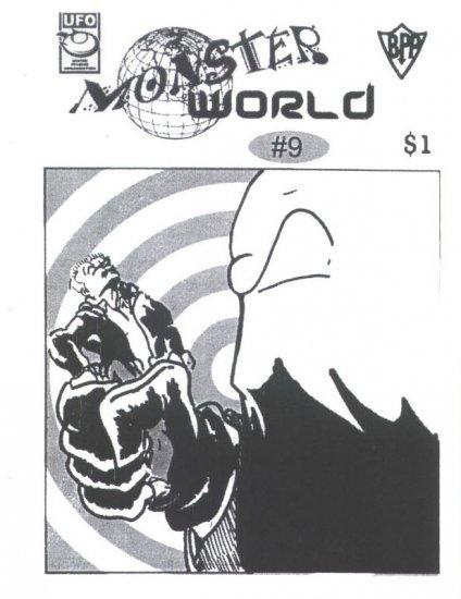 MONSTER WORLD #9