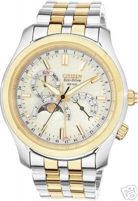 Citizen (AP1024-56P) Brand New Mens Two Tone Calibre 8651 Collection