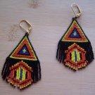 Arrows Fringe Earrings