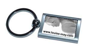 Louise-may Metal Keyring 2