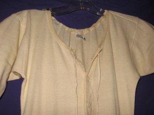 Vintage Wool Pilgrim Princess XXS Long Johns