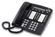 AVAYA LUCENT MAGIX 4424D+ TELEPHONE BLACK