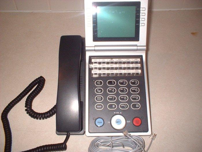 IWATSU OMEGA NR-A-18SKTD 18 BTN DISPLAY TELEPHONE ADIX