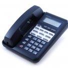 IWATSU OMEGA ADIX IX-6IPKTD-E 6 BUTTON PHONE BLACK 104295 ENTERPRISE EDITION