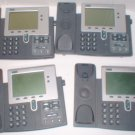 3 Cisco 7940 Series Phone and 1 Cisco 7960 Series Phone for Parts or Repair Only