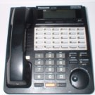 PANASONIC KX-T7433 DIGITAL DISPLAY BUSINESS TELEPHONE KXT 7433 PHONE BLK