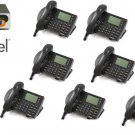 Shoretel 30 KSU VOIP Phone System  W/ 10  230G Phones Telephones