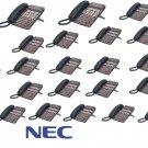 NEC DSX80  8x32 PHONE SYSTEM (2) 34B (22) 22B DISPLAY PHONES DSX W/ VOICE MAIL