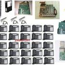 ESI CS100 TELEPHONE SYSTEM w/ 30x 48KEY HDFP PHONES, 1X ESI EXPANSION KSU